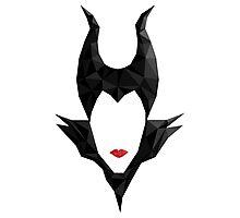 Disney Villains - Maleficent Photographic Print