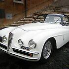 Alfa Romeo - Rome by David Mapletoft