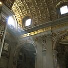 St Peters, Rome by David Mapletoft