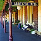 Junee Railway Station by Darren Stones