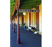 Junee Railway Station Photographic Print