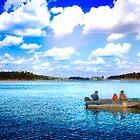 Clear Lake - Canada by Mark Peduzie