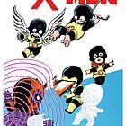 X-men by ickhwano