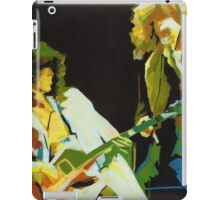 Just the Best. Robert Plant and Jimmy Page  iPad Case/Skin
