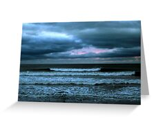 Rolling In... Greeting Card