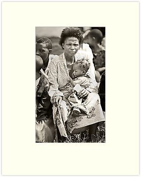 'Compassion in hell,' Northern Rwanda  by Melinda Kerr