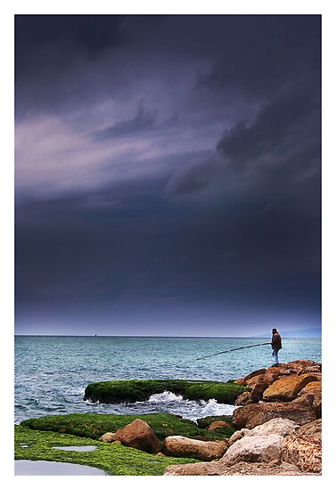 Fishing by Tony Elieh