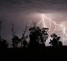 Lightnings Fury by Mark Jones