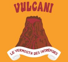Vulcani - Le vermouth des intrepides by Gwendal