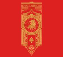 House Lannister T-Shirt