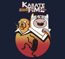 Karate Time Kids Clothes