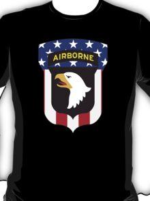 101ST AIRBORNE DIVISION PATRIOT T-Shirt