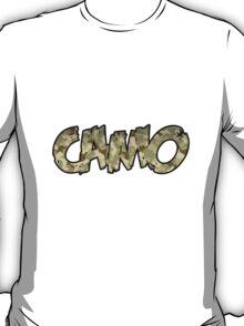 camo (green) T-Shirt