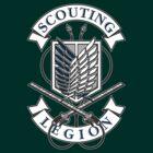Scouting Legion by Olipop