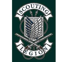Scouting Legion Photographic Print
