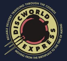 Discworld Express V2 by Olipop