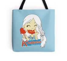 Khaleesi Heart Cream! Tote Bag