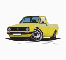 VW Caddy Yellow Kids Clothes