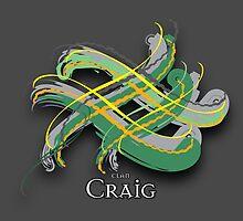 Craig Tartan Twist by eyemac24