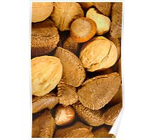 Mixed Nuts - Vertical Poster