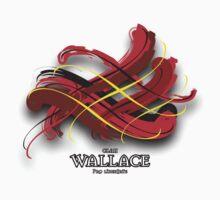 Wallace Tartan Twist Kids Clothes