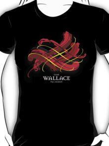 Wallace Tartan Twist T-Shirt
