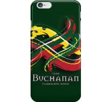 Buchanan Tartan Twist iPhone Case/Skin