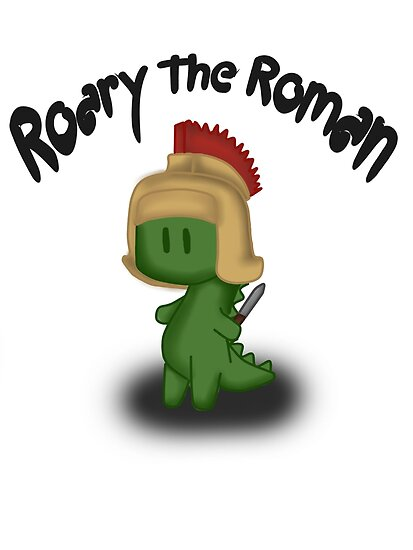 Roary the Roman by AlyzAlice