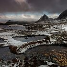 Tarns & the Mountain by Garth Smith