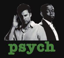 Psych - Shawn & Gus T-Shirt