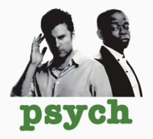 Psych - Shawn & Gus Kids Clothes
