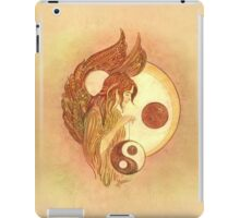 """""""THE LIBRA"""" - Protective Angel for Zodiac Sign iPad Case/Skin"""