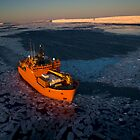 RSV Aurora Australis by Doug Thost