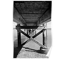 Under The Boardwalk Poster