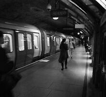 Baker Street Tube Station by joelmeadows1