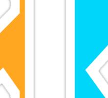 Portal Jacket Sticker
