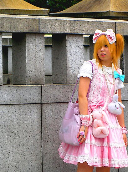 Harajuku Cosplay by RedEarth