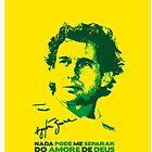 Ayrton Senna Tribute by GKdesign