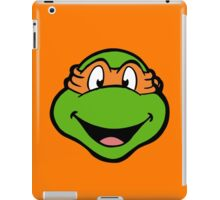 Michelangelo Face iPad Case/Skin