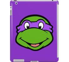 Donatello Face iPad Case/Skin