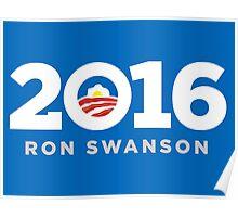 Ron Swanson 2016 shirt hoodie pillow mug iPhone 6 iPad case Poster