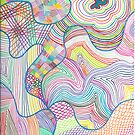 colored lines too by Beth Eadicicco