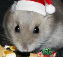 Oreo Ready for Santa Sticker