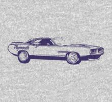 Plymouth Barracuda Kids Clothes