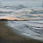 Morning on Port Douglas beach  by Glenda Jones