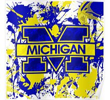 Go Michigan! Poster