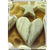 Hearts and Stars iPad Case/Skin