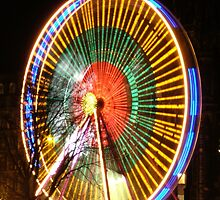 The Big Wheel by Steven McEwan