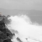 Breakwall by Suzy  Baines