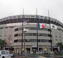 Yankee Stadium, September 2006 by John Schneider